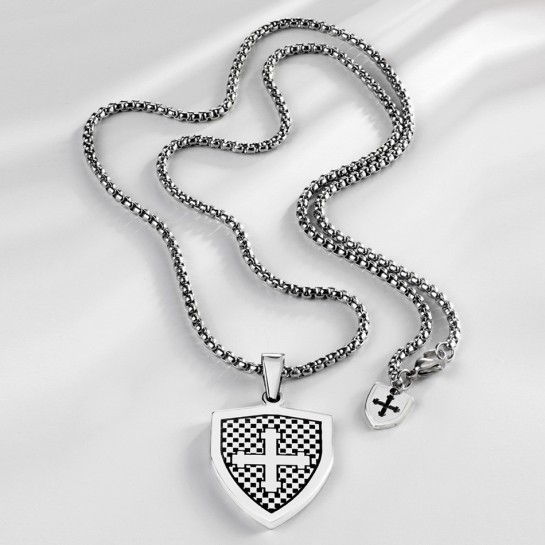 Collier homme DOGME96 AGUAYO