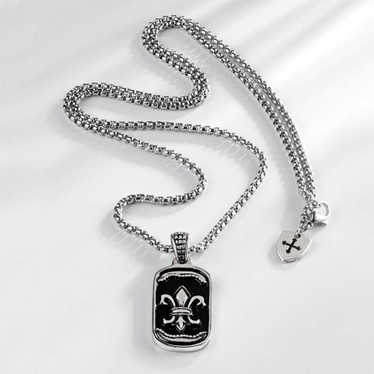 Collier  Homme DOGME96 ALBANO