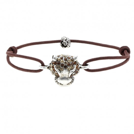 FAVONNA BRACELET Brown