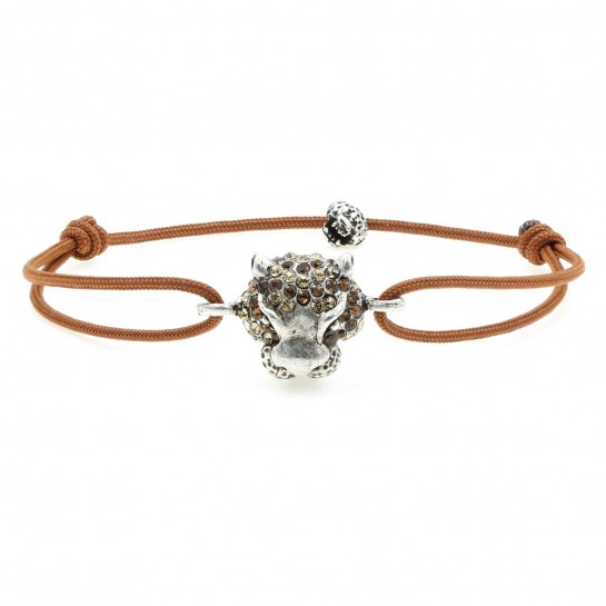 FAVONNA BRACELET light brown